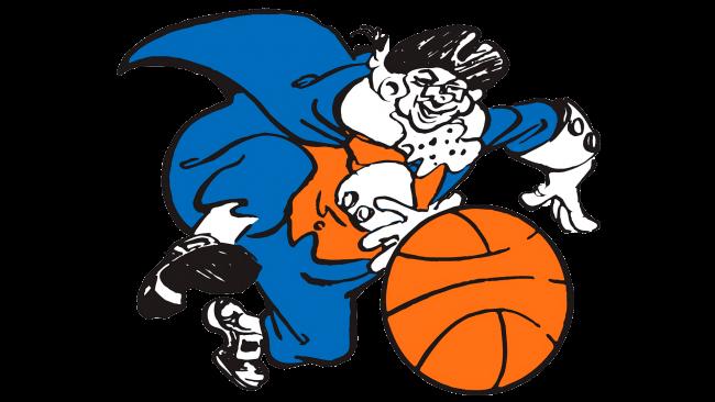 New York Knicks Logotipo 1946-1964