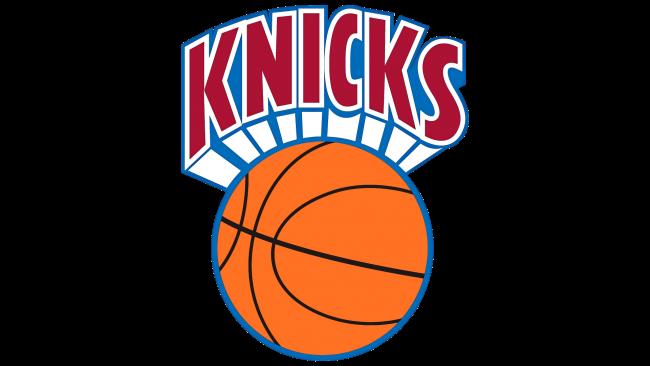New York Knicks Logotipo 1980-1983