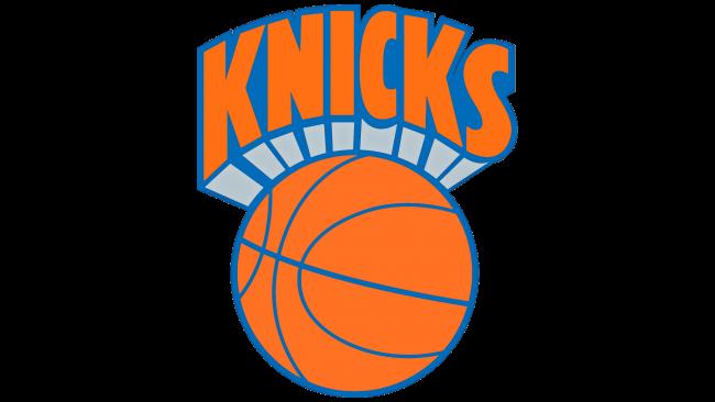New York Knicks Logotipo 1990-1992