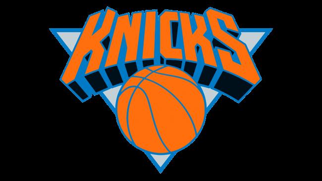 New York Knicks Logotipo 1993-1995