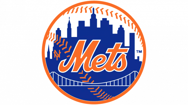 New York Mets Logotipo 1962-1992