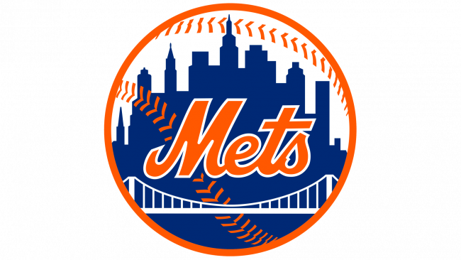 New York Mets Logotipo 1999-Presente