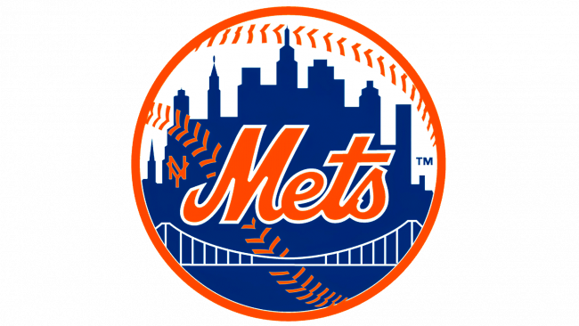 New York Mets Logotipo1993-1998