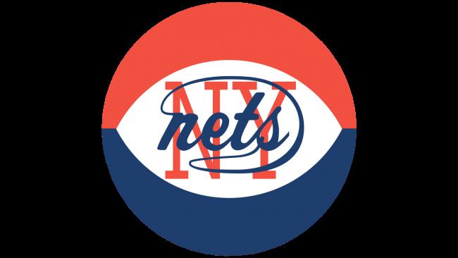 New York Nets Logotipo 1972-1977