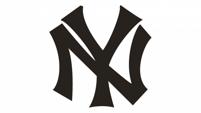 New York Yankees Logotipo 1913-1914
