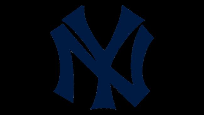New York Yankees Logotipo 1915-1946