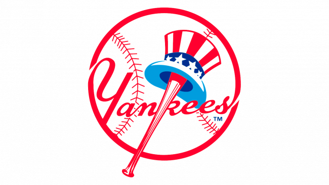 New York Yankees Logotipo 1947-1967