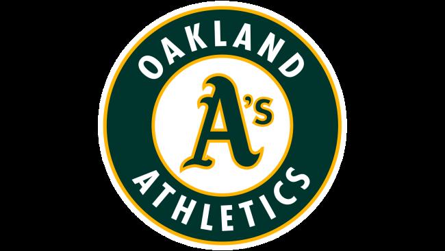 Oakland Athletics Logotipo 1993-Presente