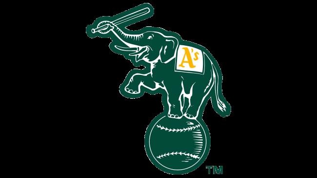 Oakland Athletics Simbolo