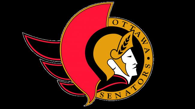 Ottawa Senators Logotipo 1992-1997