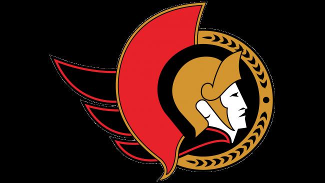 Ottawa Senators Logotipo 1997-2007