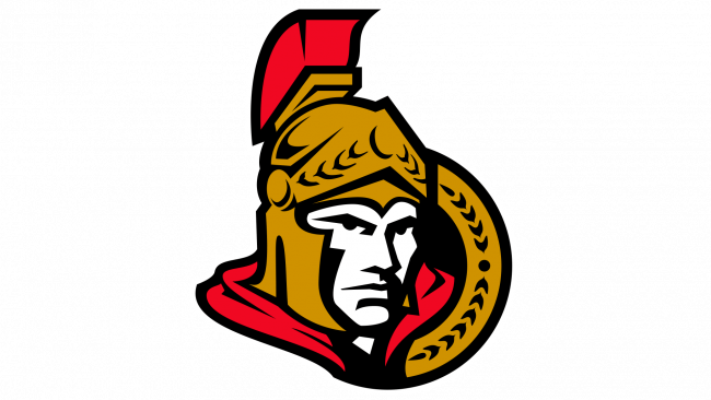 Ottawa Senators Logotipo 2007-Presente
