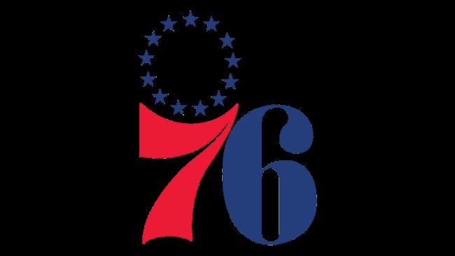 Philadelphia 76ers Logotipo 1964-1977