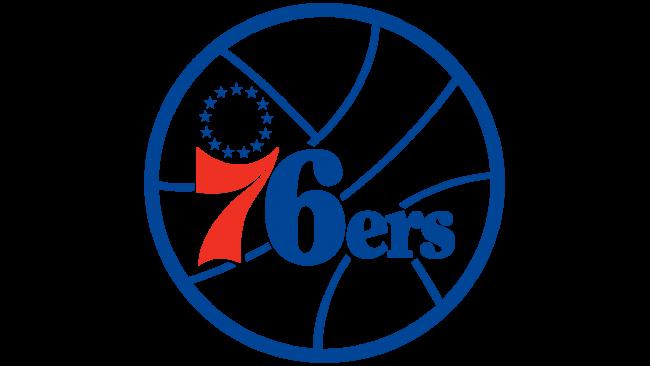 Philadelphia 76ers Logotipo 1978-1997