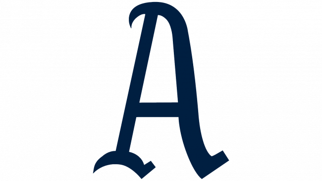 Philadelphia Athletics Logotipo 1902-1919