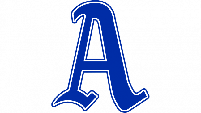 Philadelphia Athletics Logotipo 1928-1929