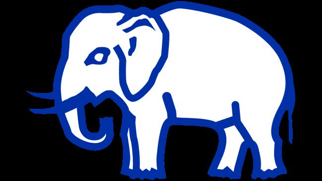 Philadelphia Athletics Logotipo 1930-1938