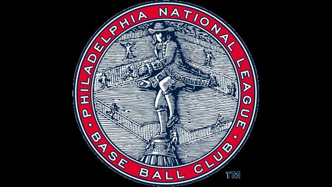 Philadelphia Phillies Logotipo 1915-1937