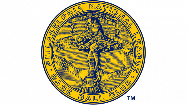 Philadelphia Phillies Logotipo 1938