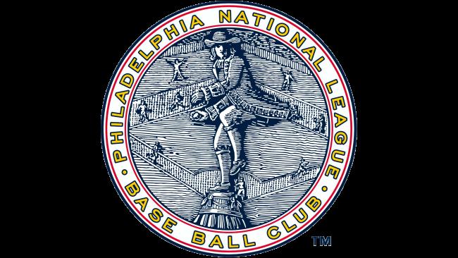Philadelphia Phillies Logotipo 1939-1943