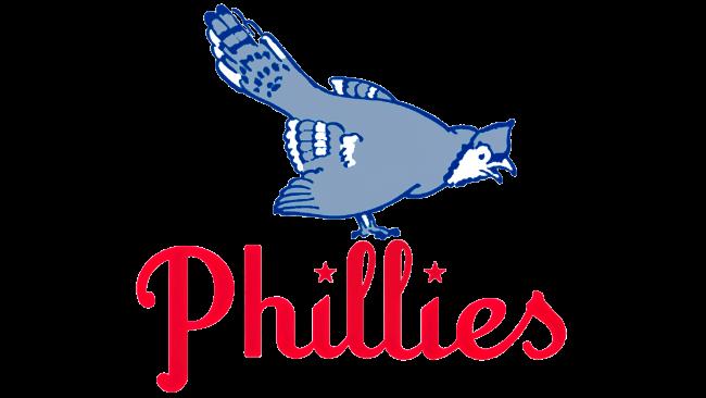 Philadelphia Phillies Logotipo 1944-1945
