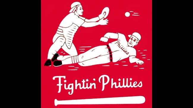 Philadelphia Phillies Logotipo 1946-1949