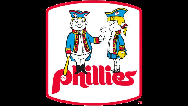 Philadelphia Phillies Logotipo 1976-1980