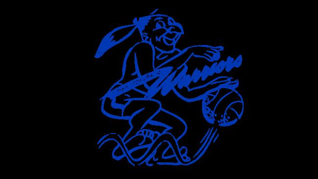 Philadelphia Warriors Logotipo 1952-1962