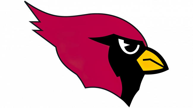 Phoenix Cardinals Logotipo 1988-1993