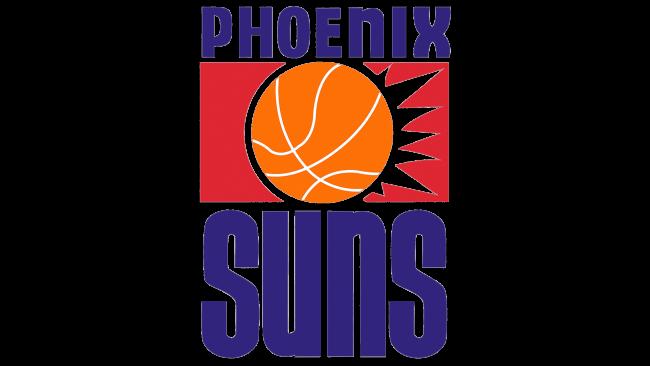 Phoenix Suns Logotipo 1968-1992