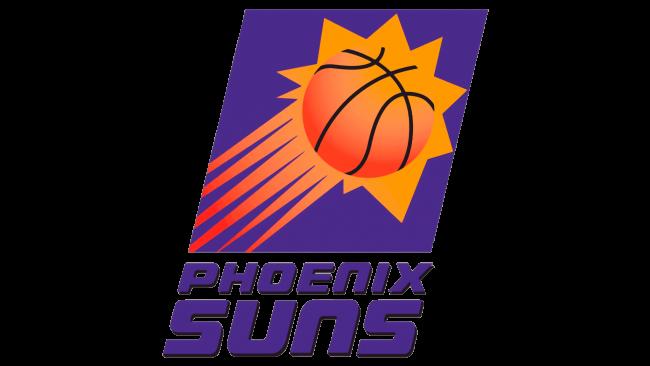 Phoenix Suns Logotipo 1993-2000