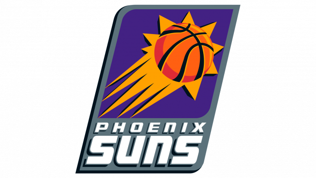Phoenix Suns Logotipo 2001-2013