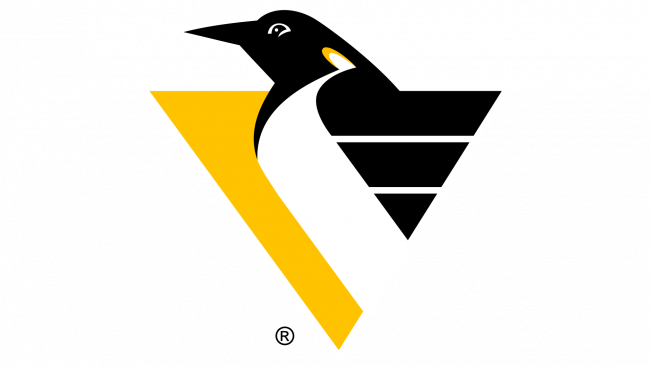 Pittsburgh Penguins Logotipo 1992-1999
