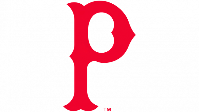 Pittsburgh Pirates Logotipo 1915-1919