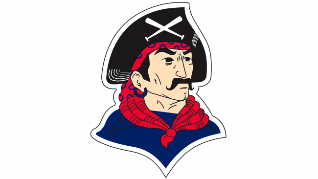 Pittsburgh Pirates Logotipo 1934-1947