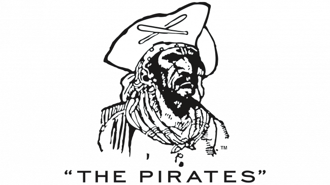 Pittsburgh Pirates Logotipo 1948-1957