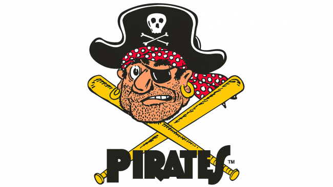 Pittsburgh Pirates Logotipo 1958-1966