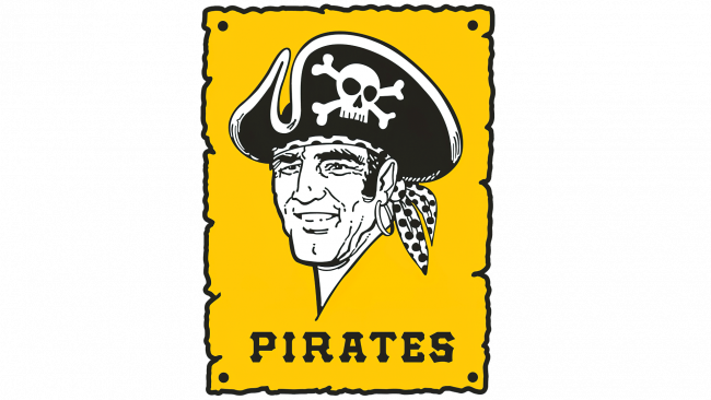 Pittsburgh Pirates Logotipo 1967-1986
