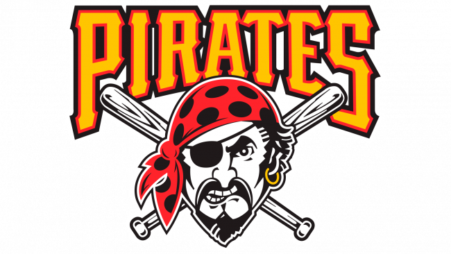 Pittsburgh Pirates Logotipo 1997-2013