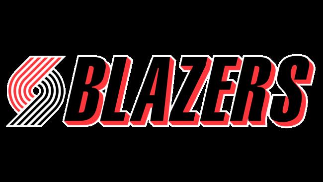 Portland Trail Blazers Logotipo 1990-2002
