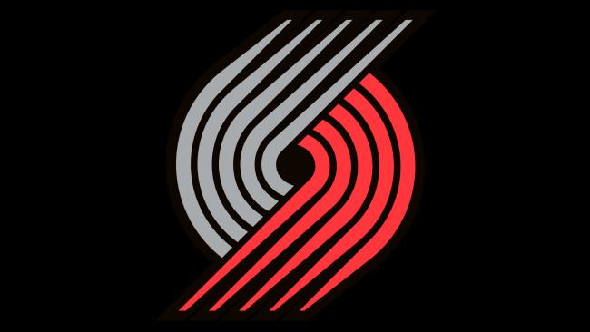 Portland Trail Blazers Logo Historia