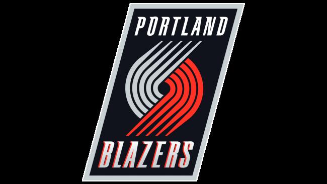 Portland Trail Blazers Logotipo 2003-2004