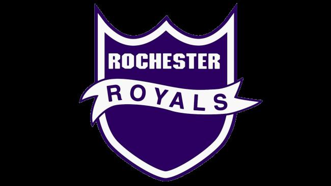Rochester Royals Logotipo 1946-1957