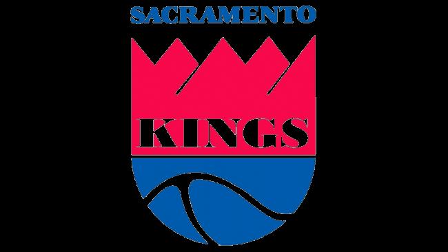 Sacramento Kings Logotipo 1986-1994