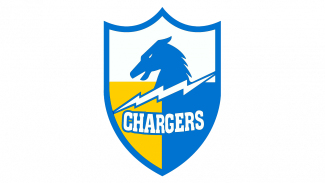 San Diego Chargers Logotipo 1961-1973