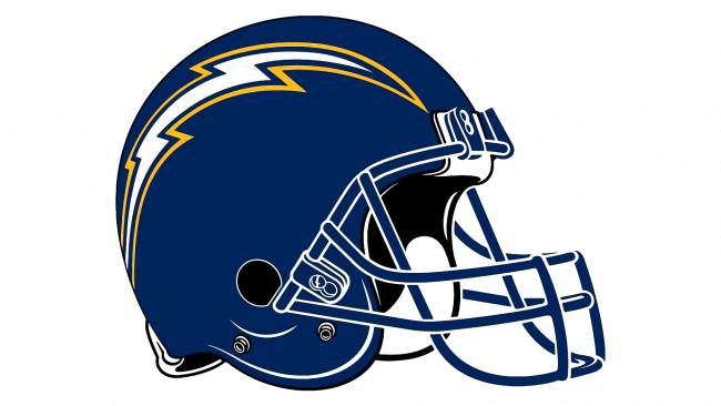 San Diego Chargers Logotipo 1988-2001