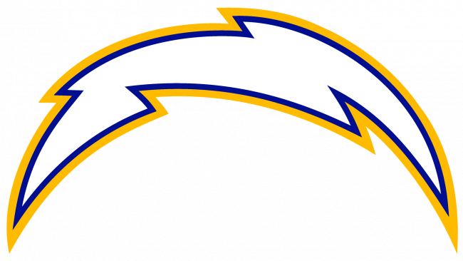 San Diego Chargers Logotipo 2002-2006