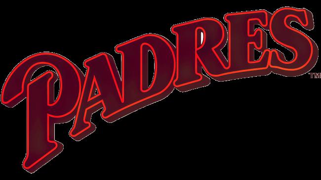 San Diego Padres Logotipo 1986-1989