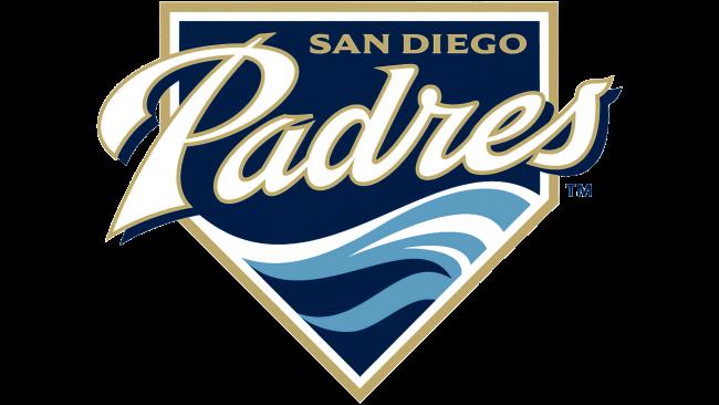 San Diego Padres Logotipo 2004-2010