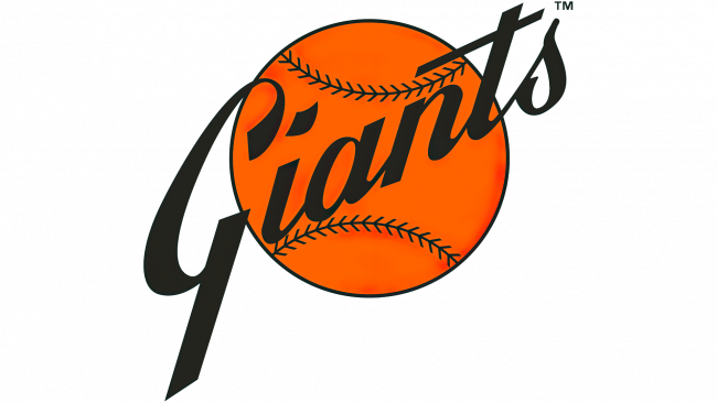 San Francisco Giants Logotipo 1973-1982